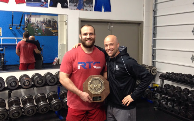 The Big Rocks: Anthony Donskov on Training Elite Wrestlers