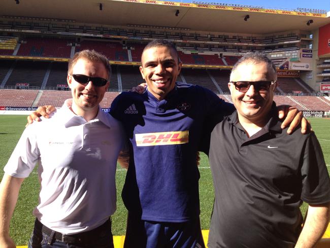 The Long Run: South African Rugby Star Bryan Habana